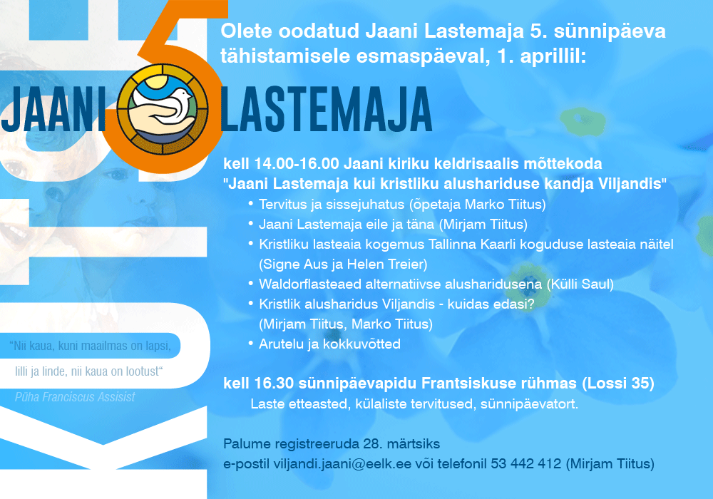 JL 5 kutse